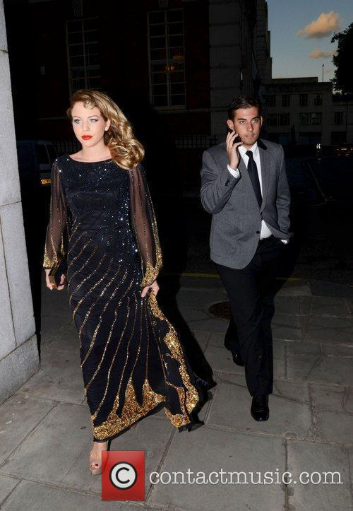 Lydia Bright And James Argent aka Arg TV...