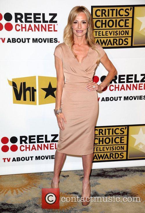 Taylor Armstrong Critics' Choice Television Awards at Beverly...