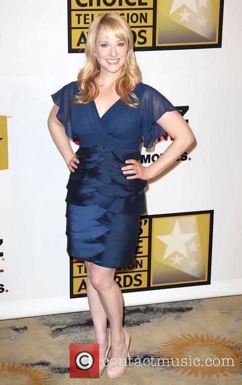 Melissa Rauch Critics' Choice Television Awards at Beverly...