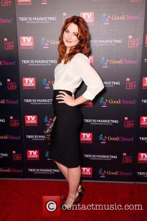Alexandra Breckenridge  TV Guide Magazine's Annual Hot...