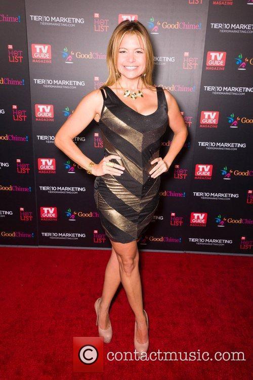 Dana Wilkey  TV Guide Magazine's Annual Hot...