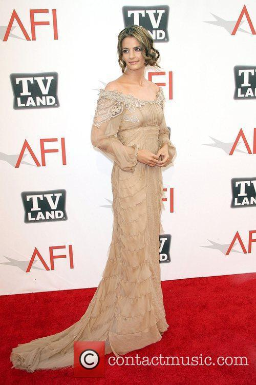 Stana Katic and Afi Life Achievement Award 3