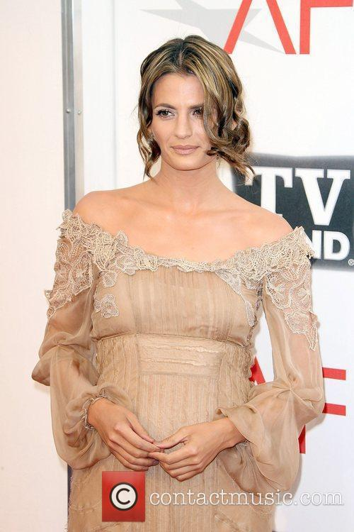 Stana Katic and Afi Life Achievement Award