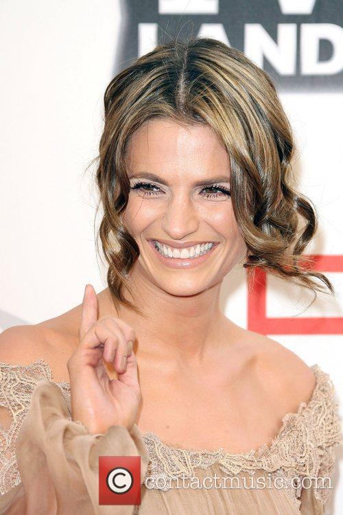 Stana Katic and Afi Life Achievement Award 4