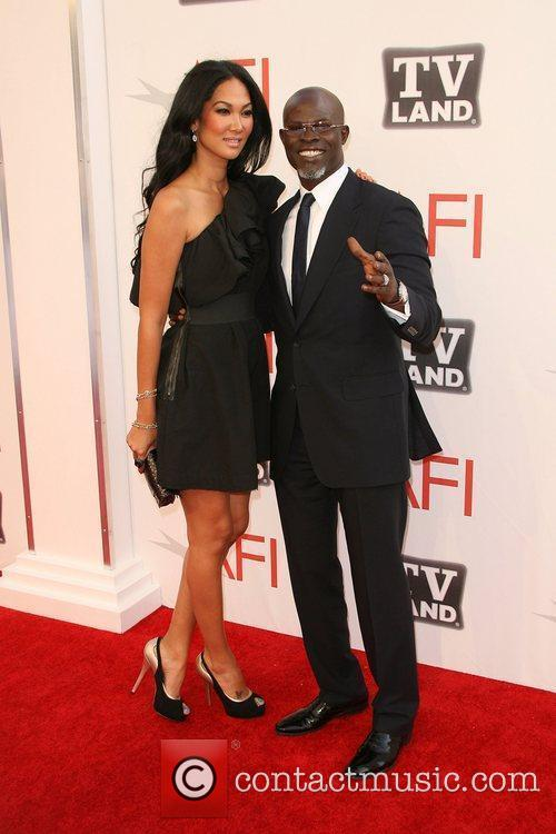 Djimon Hounsou and Afi Life Achievement Award 6