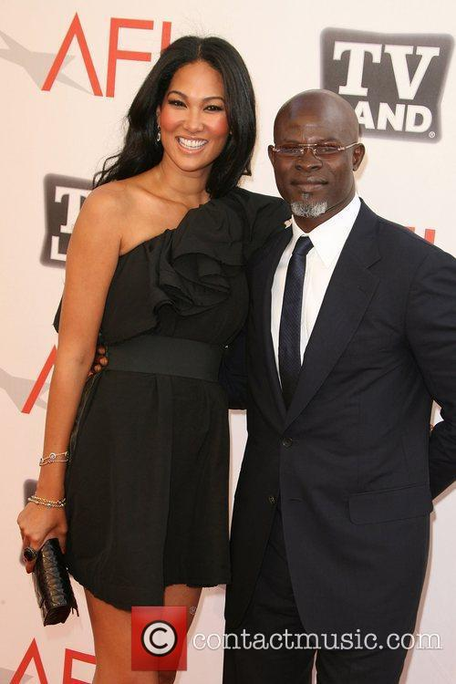 Djimon Hounsou and Afi Life Achievement Award 7