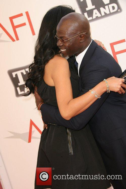 Djimon Hounsou and Afi Life Achievement Award 4
