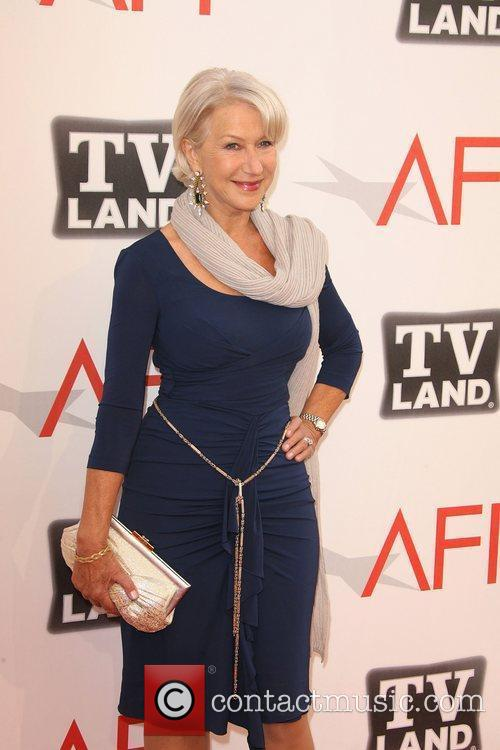 Helen Mirren and Afi Life Achievement Award 6