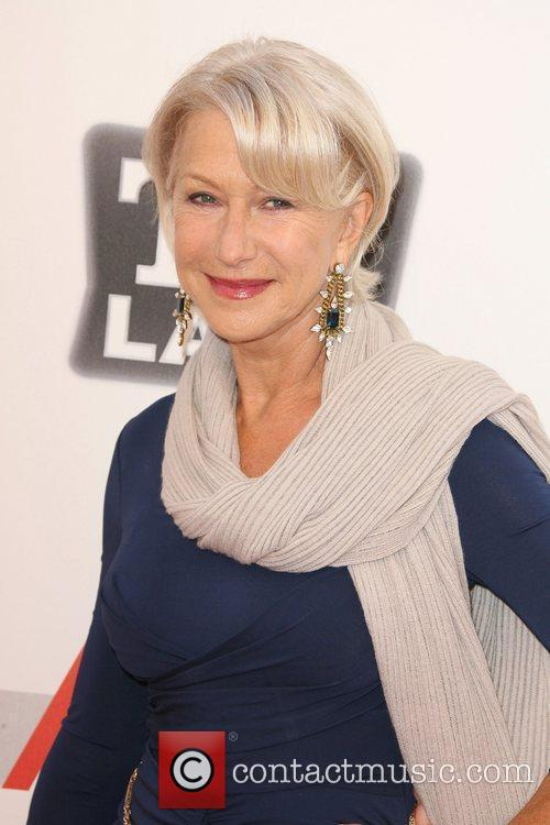 Helen Mirren and Afi Life Achievement Award 1