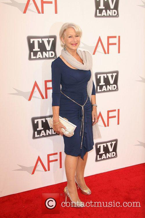 Helen Mirren and Afi Life Achievement Award 5