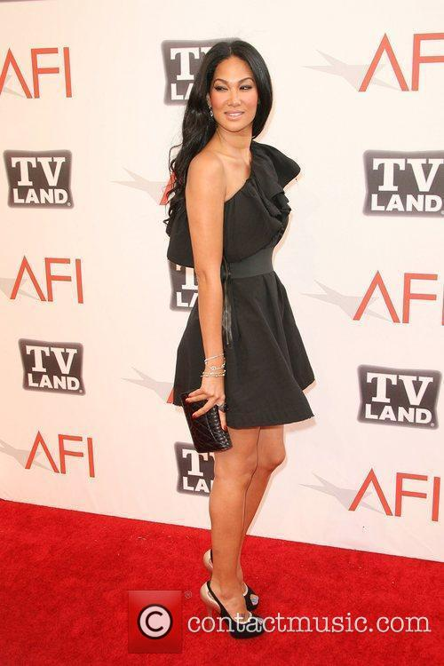 Kimora Lee-simmons and Afi Life Achievement Award 2
