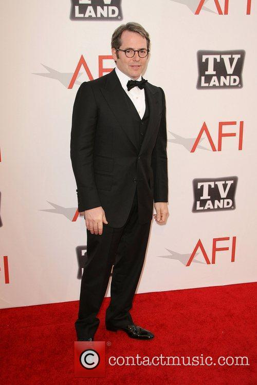 Matthew Broderick and Afi Life Achievement Award 2