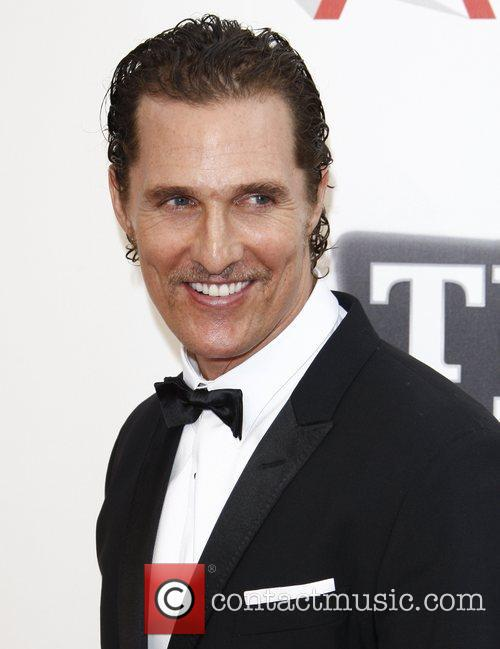 Matthew Mcconaughey and Afi Life Achievement Award 8