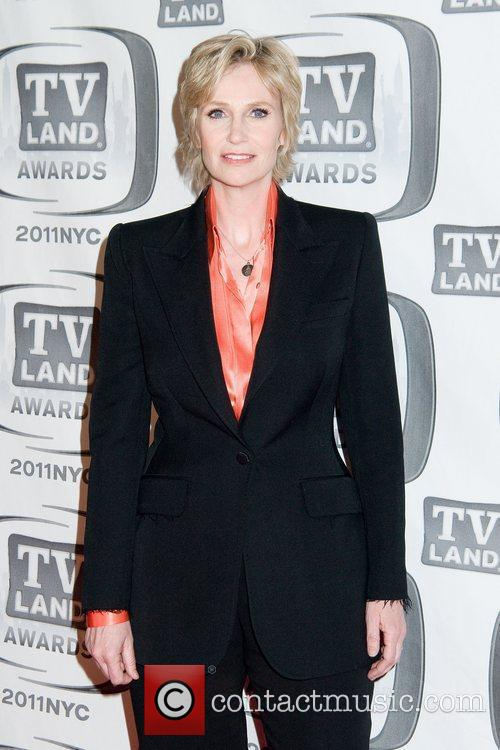 Jane Lynch,  at the 9th Annual TV...