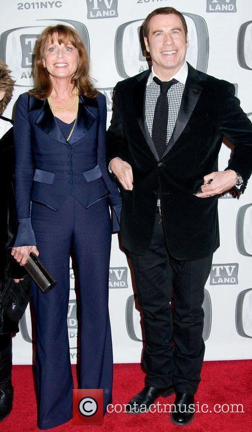 John Travolta,  at the 9th Annual TV...