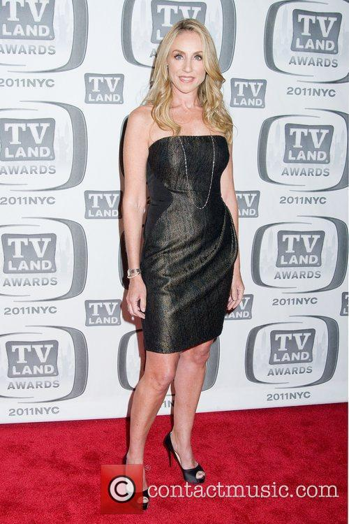 Tracy Pollan,  at the 9th Annual TV...