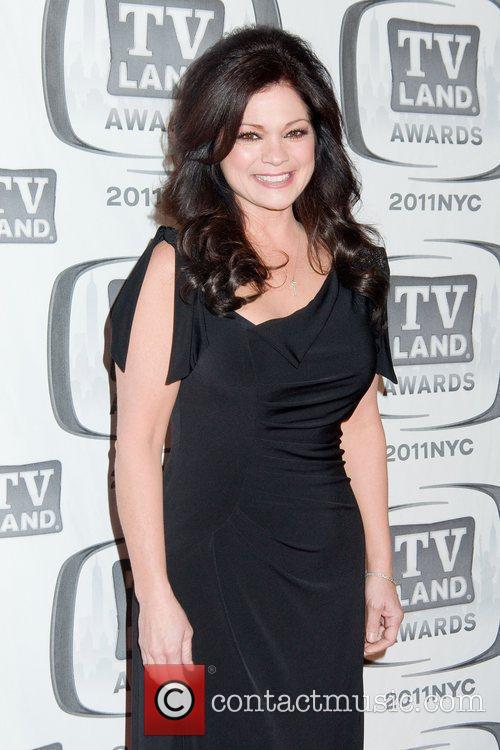 Valerie Bertinelli,  at the 9th Annual TV...