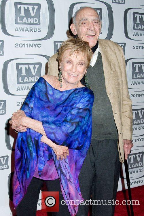 Abe Vigoda and Cloris Leachman The 9th Annual...