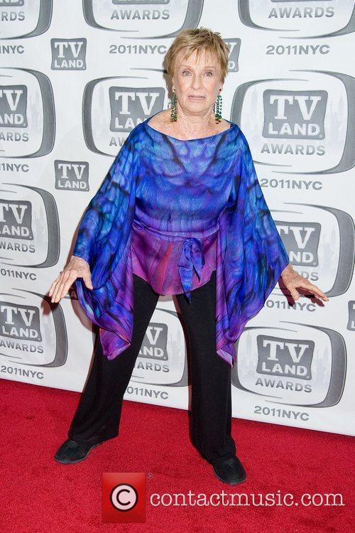 Cloris Leachma The 9th Annual TV Land Awards...