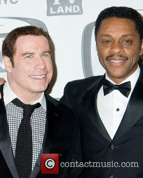 John Travolta and Lawrence Hilton Jacobs The 9th...