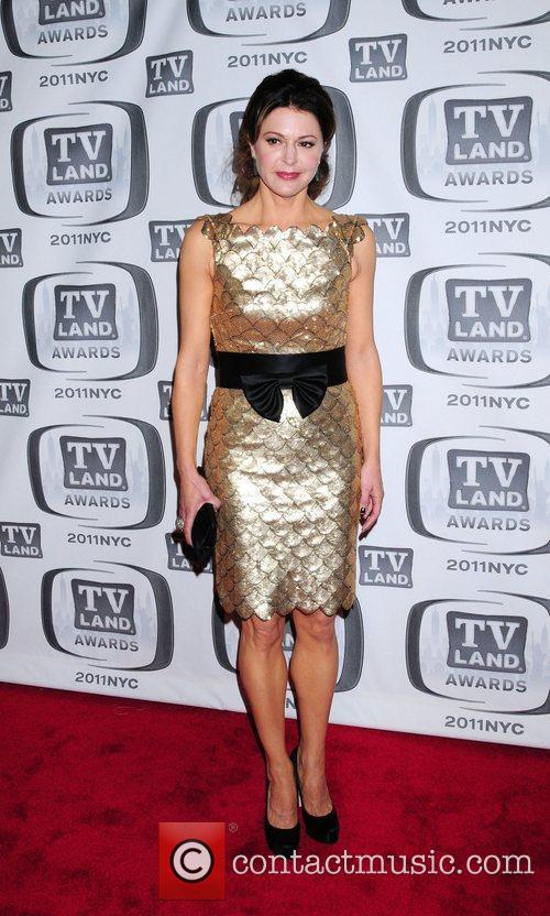 Jane Leeves The 9th Annual TV Land Awards...