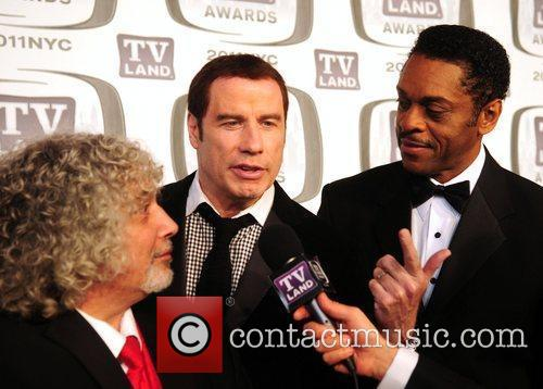 John Travolta and Guests The 9th Annual TV...