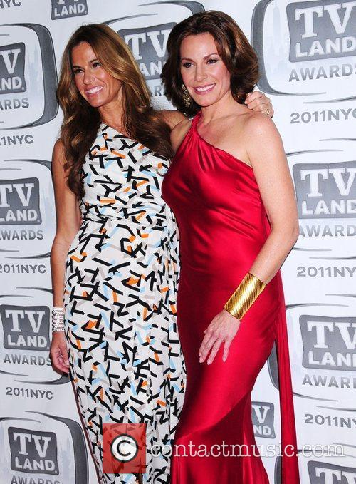 Kelly Bensimon and LuAnn de Lesseps The 9th...