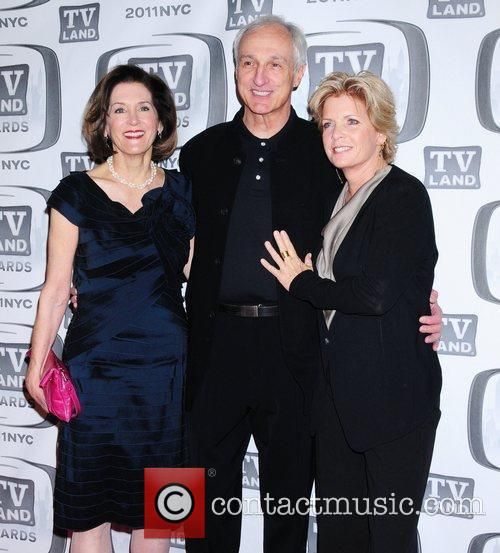 Michael Gross and Meredith Baxter 5