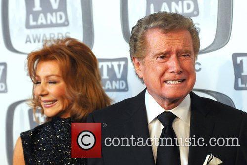Joy Philbin and Regis Philbin 9th Annual TV...