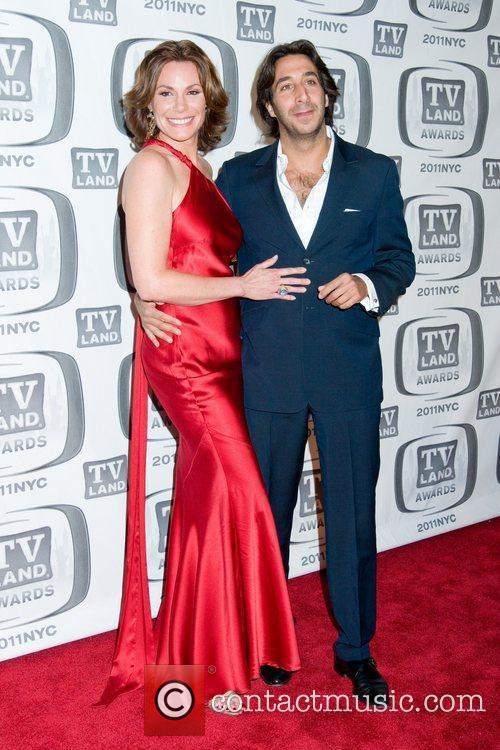 LuAnn de Lesseps and Jacques Azoulay 9th Annual...