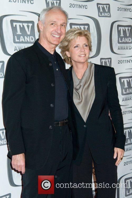 Michael Gross and Meredith Baxter 6