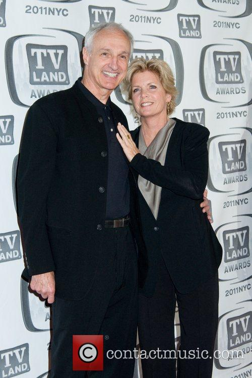 Michael Gross and Meredith Baxter 7