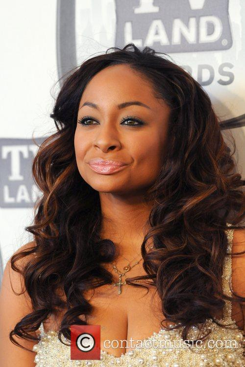 Raven Symone 9th Annual TV Land Awards at...