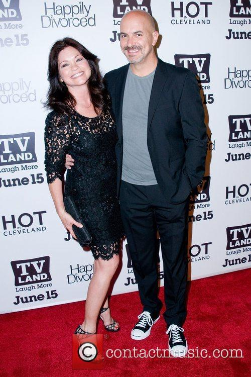 tv_land_party_07 Valerie Bertinelli andTom Vitale,  at the...