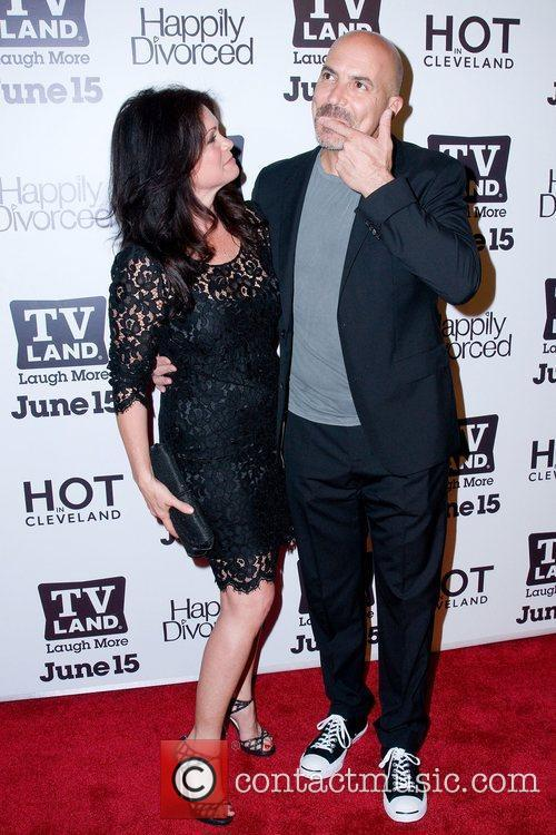 tv_land_party_12 Valerie Bertinelli Tom Vitale,  at the...