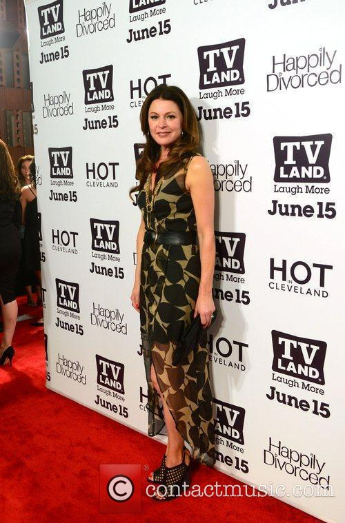 Jane Leeves  at the TV Land 'Hot...