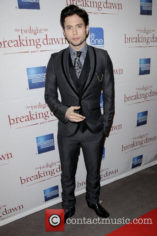 Jackson Rathbone  Canadian Premiere of 'The Twilight...