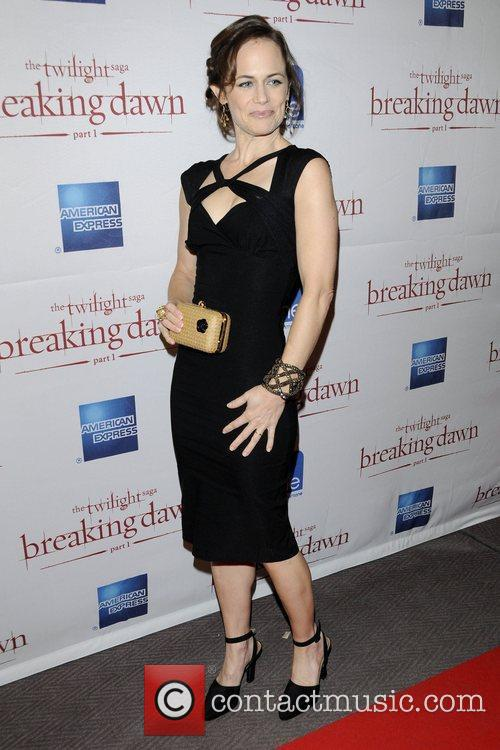 Sarah Clarke  Canadian Premiere of 'The Twilight...