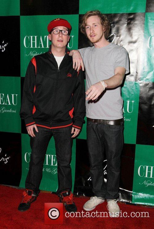 DJ Wreckineyez and Asher Roth Stephen Dorff, Tinsel...
