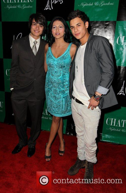 Tinsel Korey and Bronson Pelletier 2