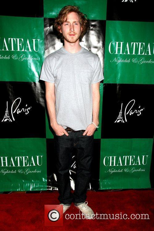 Asher Roth 'Twilight' stars host party at Chateau...