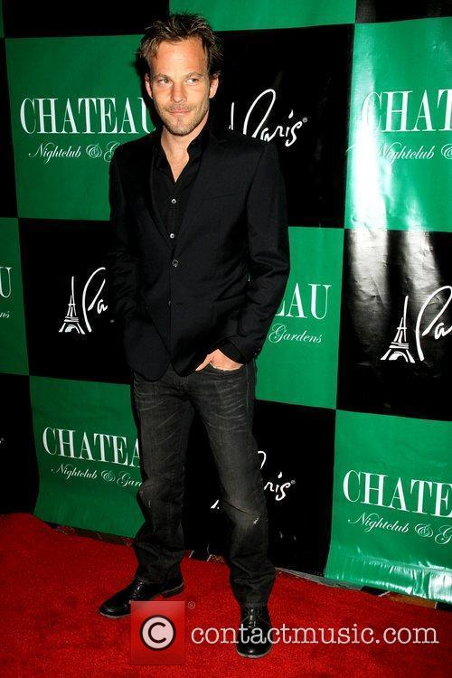 Stephen Dorff 'Twilight' stars host party at Chateau...