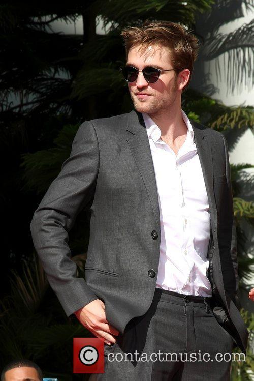 Robert Pattinson, Twilight Handprint Ceremony
