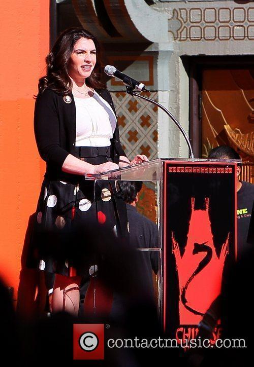 Stephenie Meyer, Grauman's Chinese Theatre