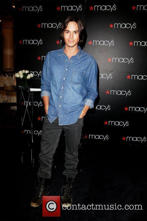 Tyler Blackburn and Macy's 10