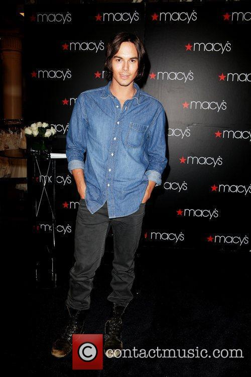 Tyler Blackburn and Macy's 8