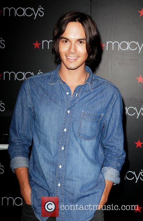 Tyler Blackburn and Macy's 1