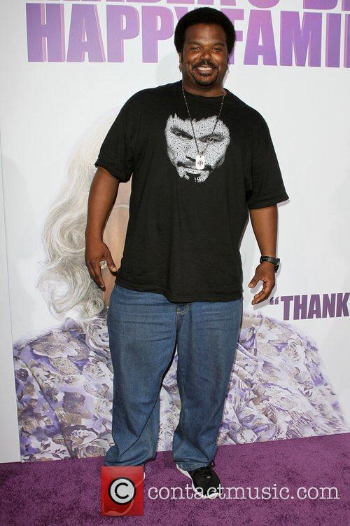 Craig Robinson Los Angeles Premiere of 'Tyler Perry's...
