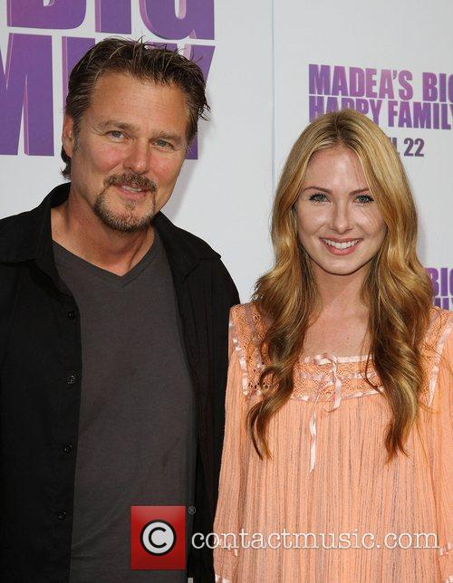 Greg Evigan and Vanessa Evigan Los Angeles Premiere...