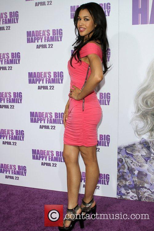 Kali Hawk Los Angeles Premiere of 'Tyler Perry's...